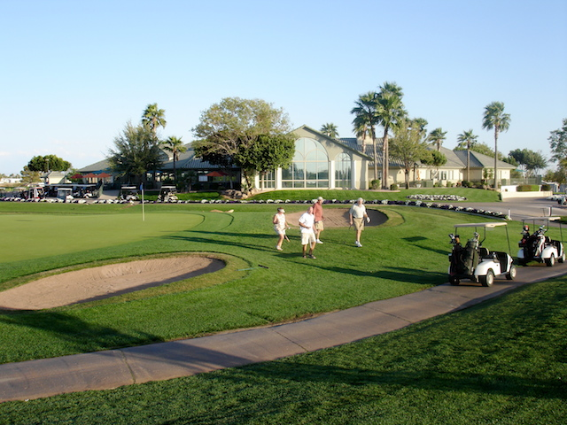 Golf at Viewpoint